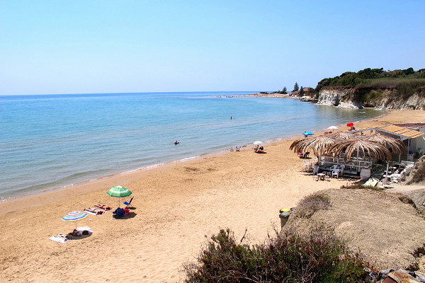 Spiaggia segreta