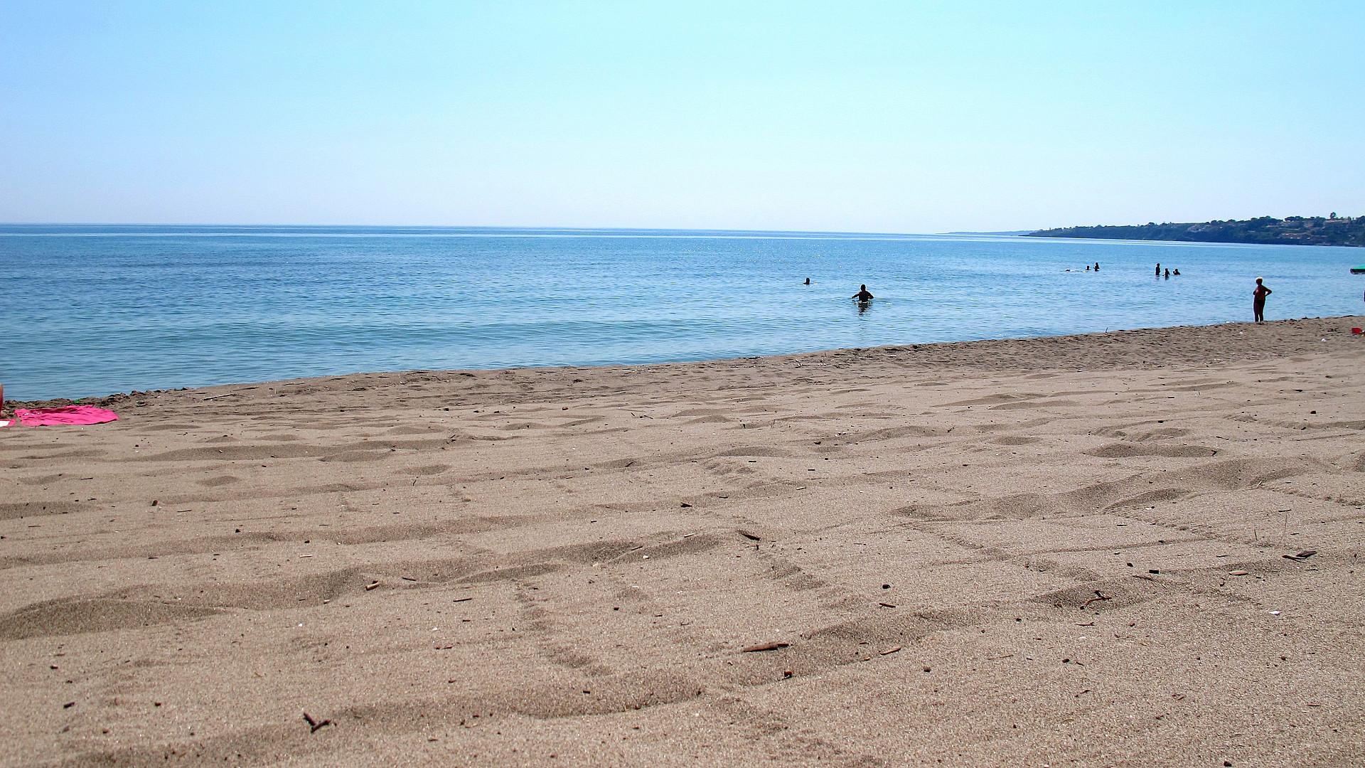 Spiaggia di Agnone Bagni