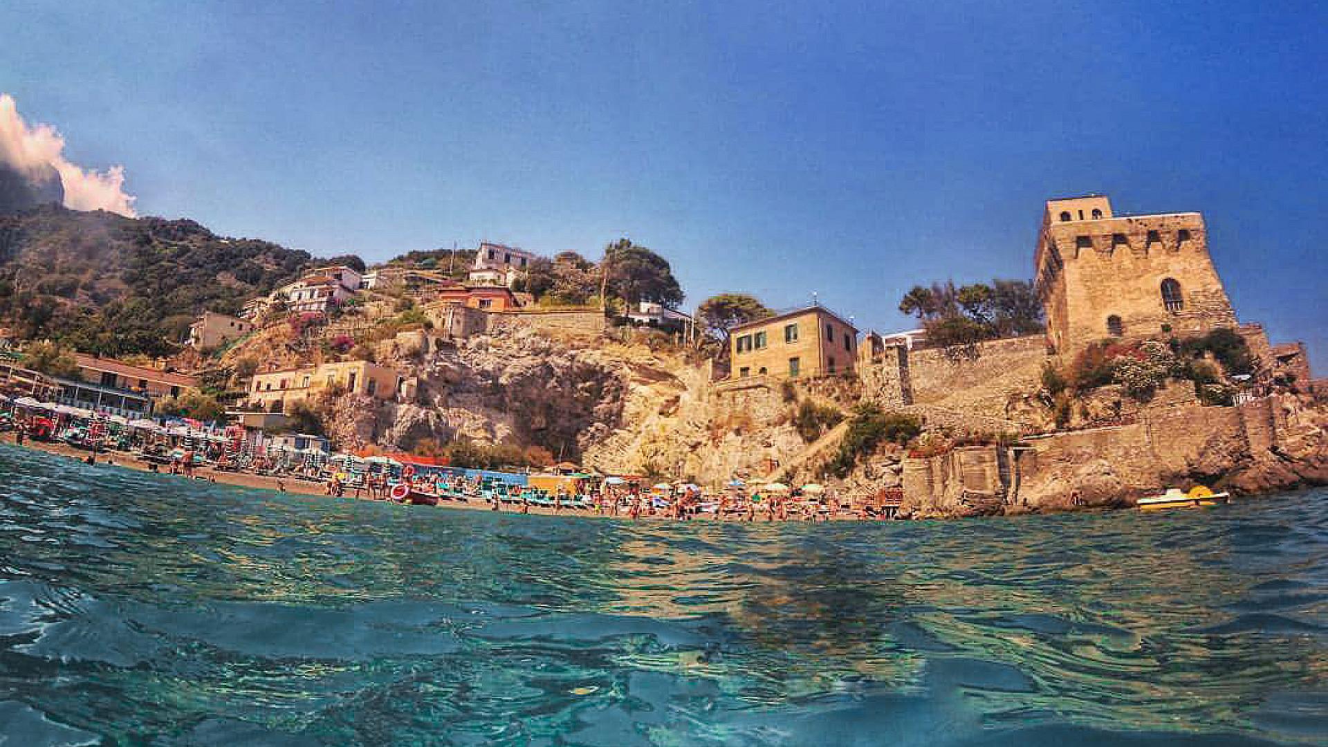 Spiaggia di Erchie