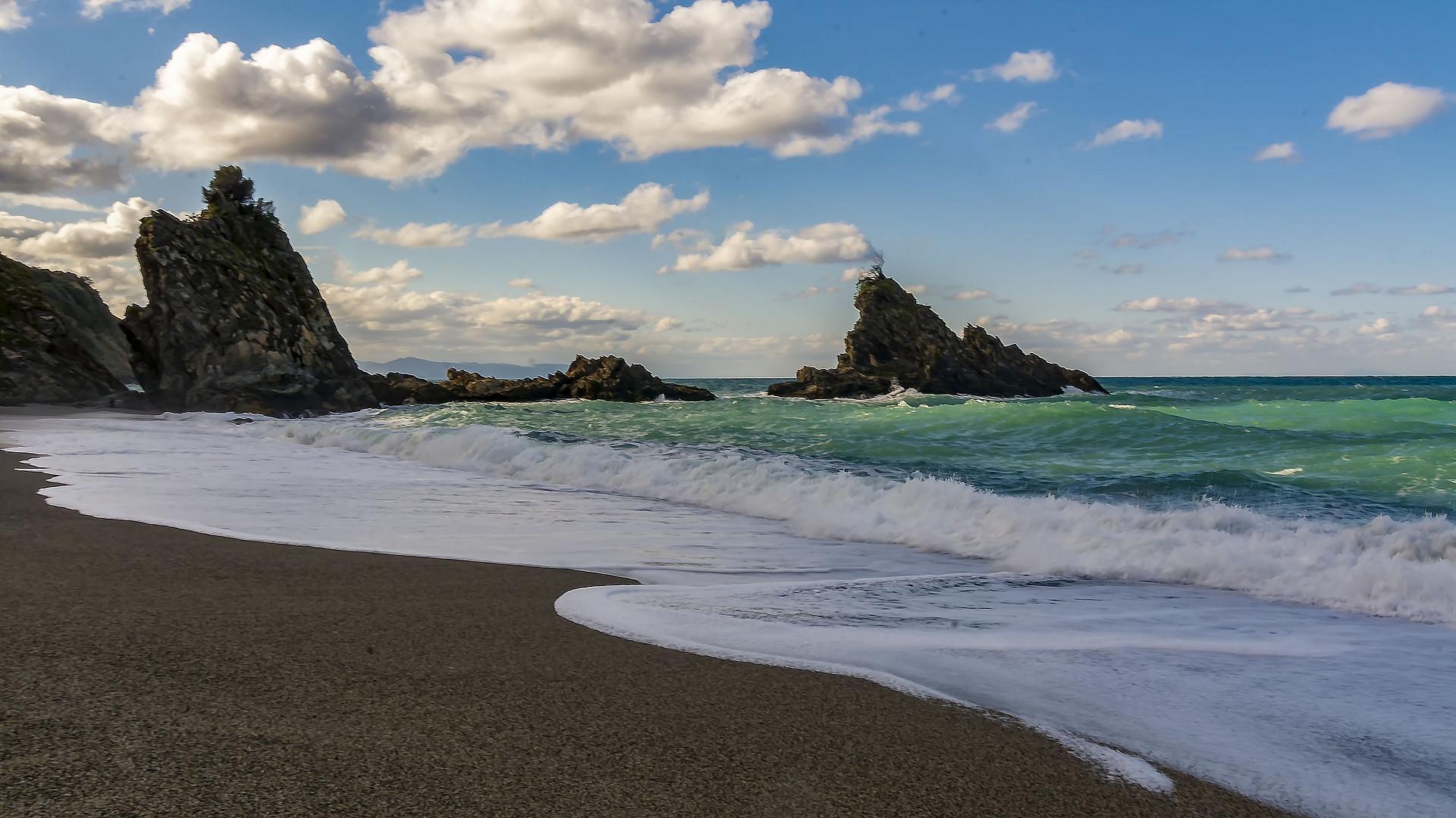 Spiaggia dell'Ulivarella