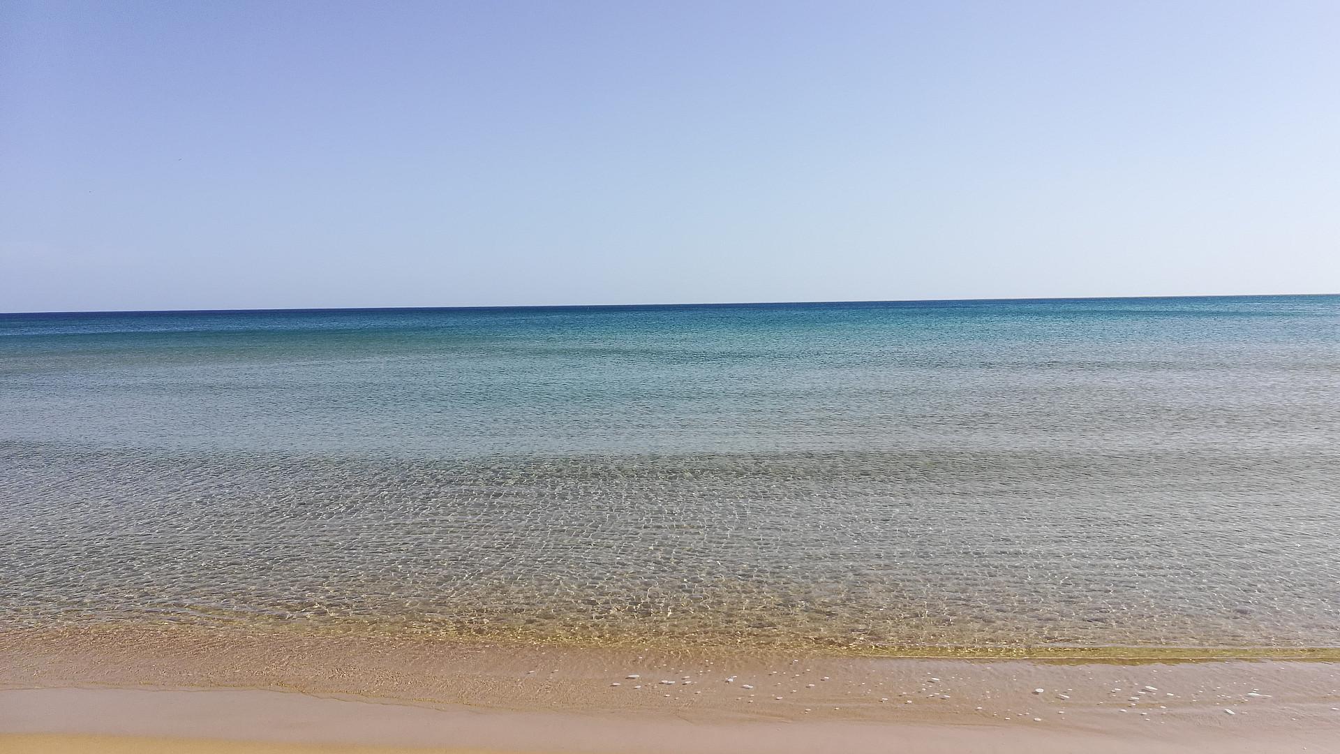 Il mare perfetto si trova a menfi!