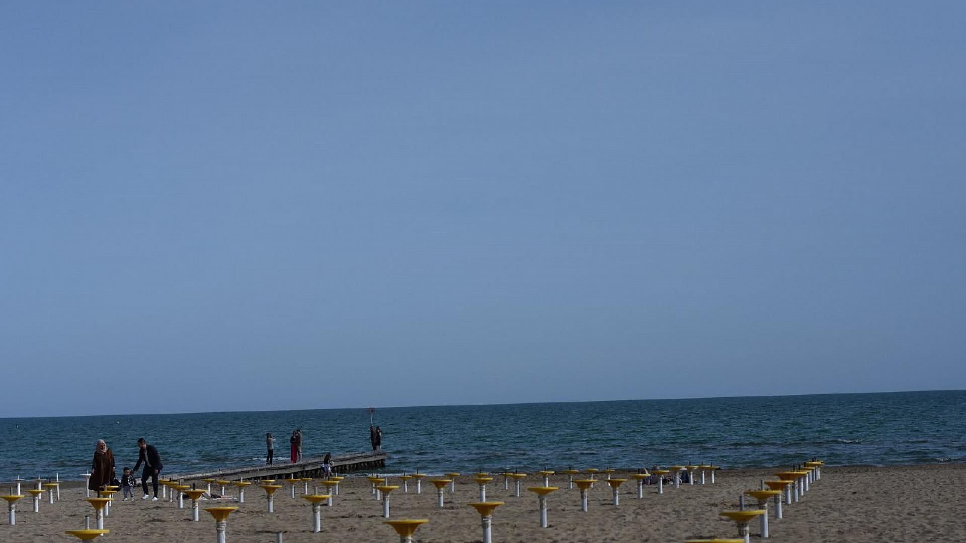 Spiaggia Capannina