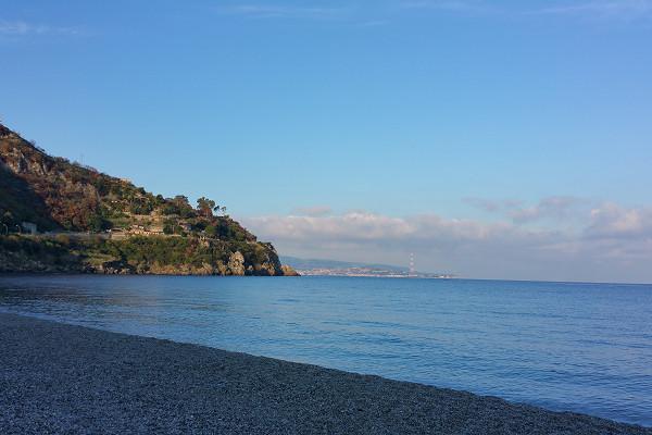 Spiaggia di scilla