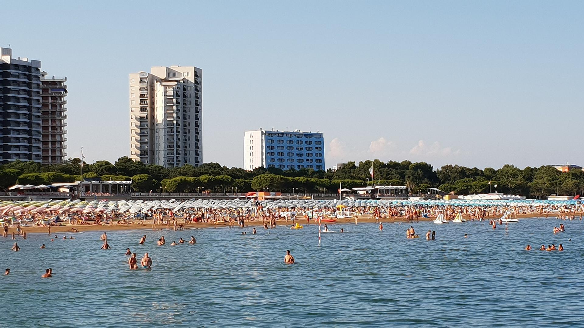Spiaggia 7 Foca