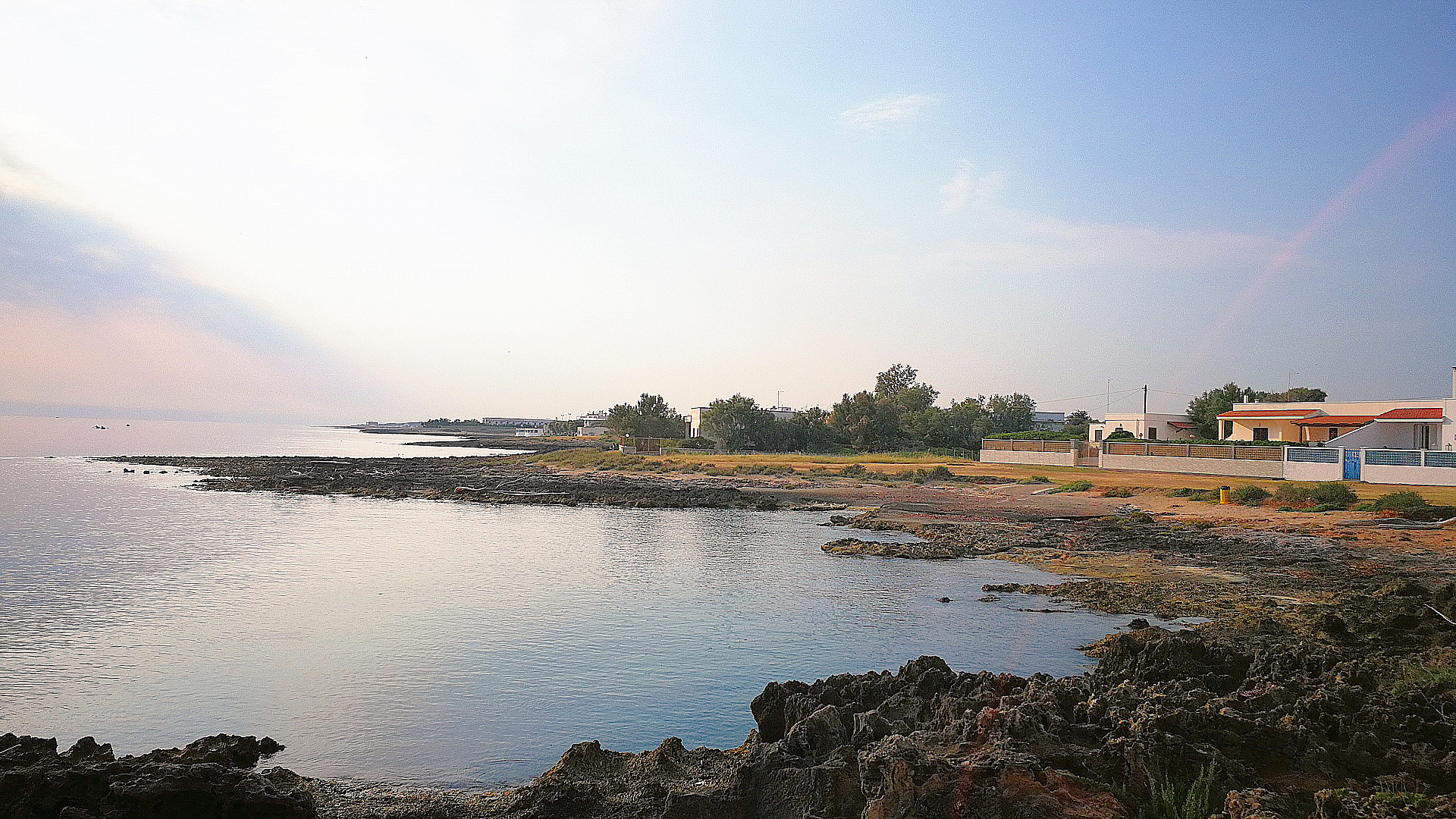 Spiaggia Fontanelle di Villanova