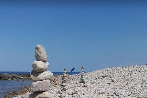 Spiaggia bellissima voto il massimo