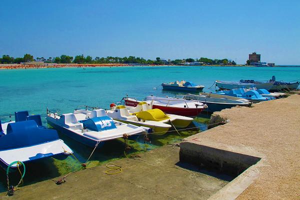 Spiaggia di Sant'Isidoro