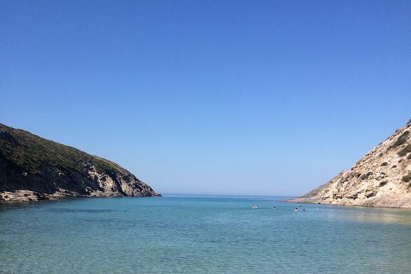 Bellissima spiaggia situata a Sant'Antioco