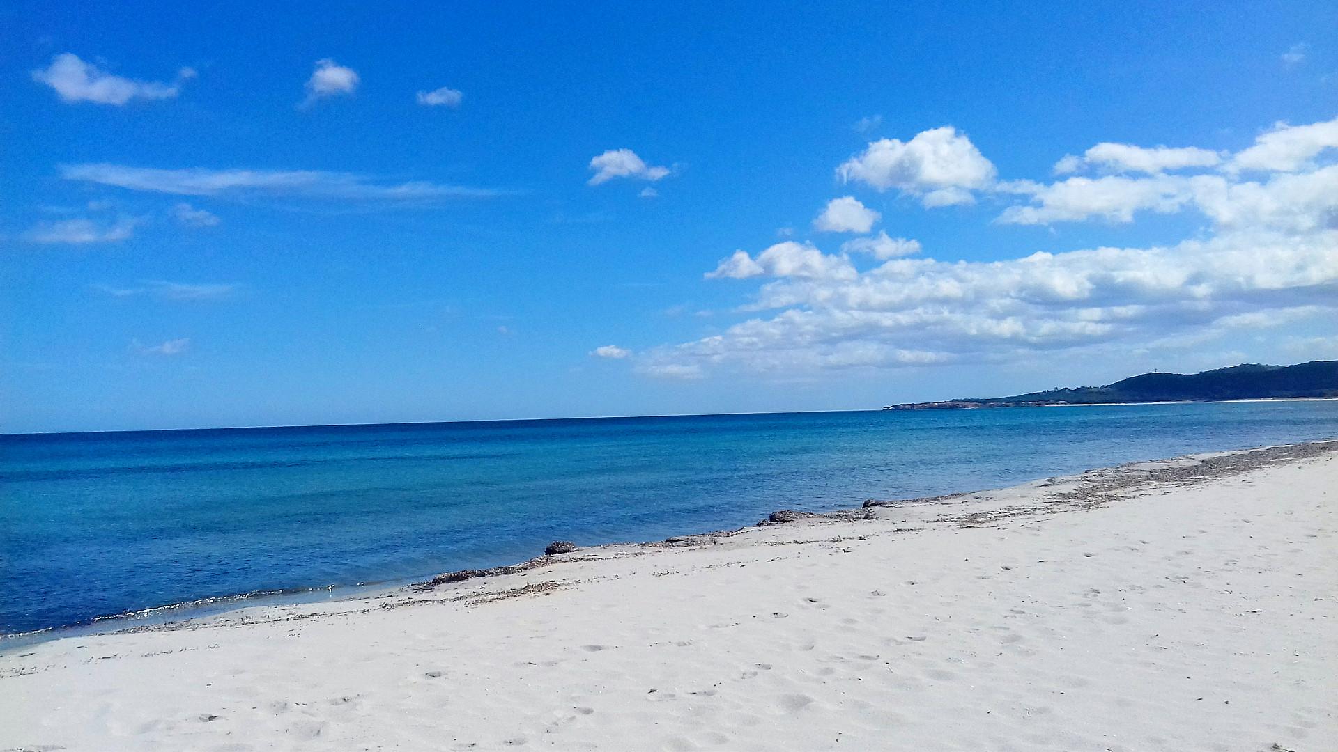 Spiaggia Sa Pedra Ruia